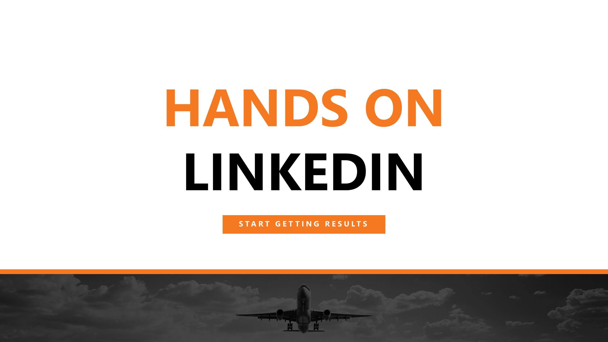 Hands On: A LinkedIn Workshop for businesses (Burswood)