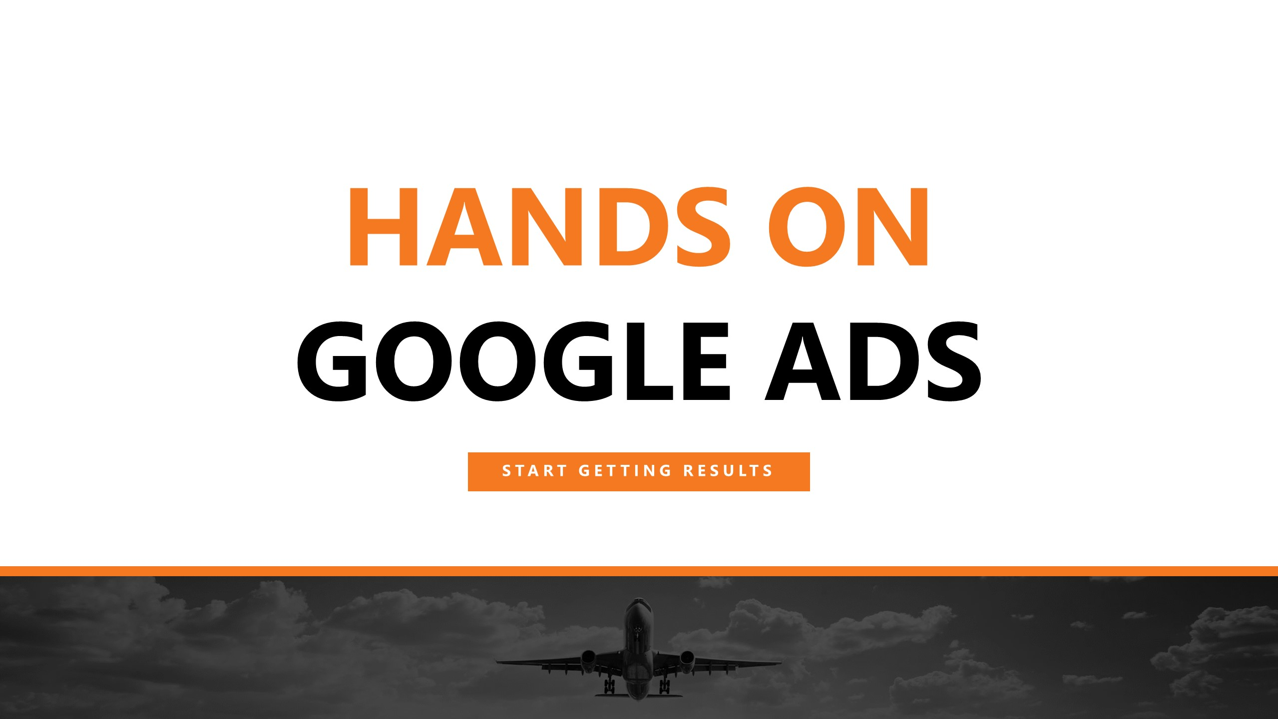 Hands On: Get the Best out of Google Adwords, a Perth Workshop without the Sales Pitch!